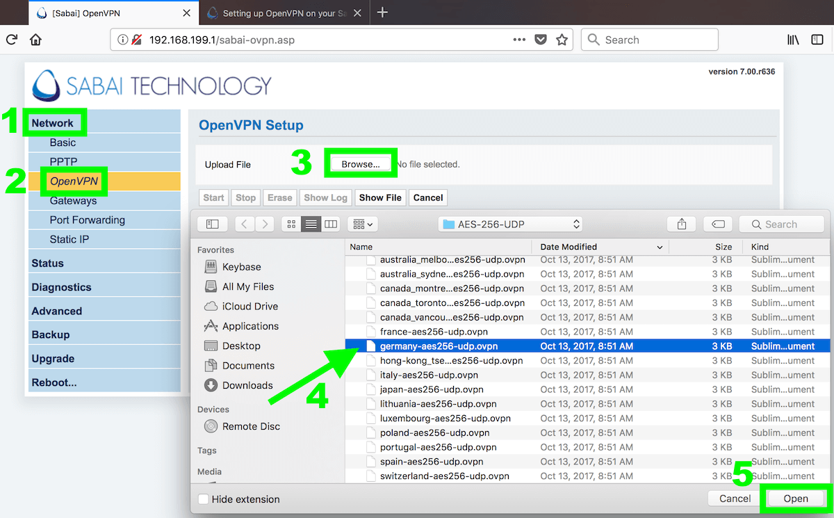 Install pia on synology
