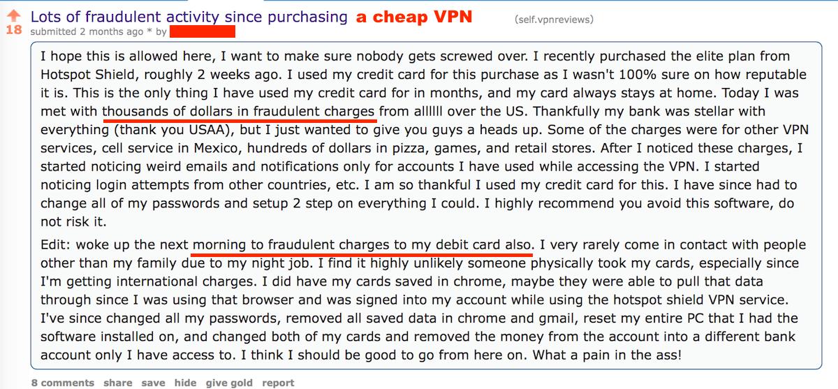 VPN Warning List - Is Your VPN Safe? | Restore Privacy