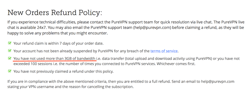 Purevpn-refund-review