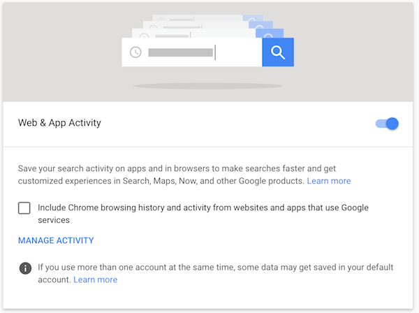 google-stop-web-activity-data