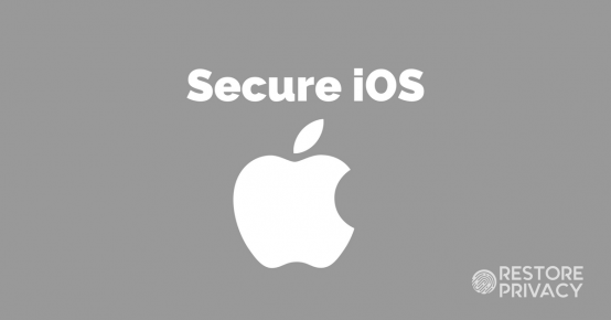 iOS privacy