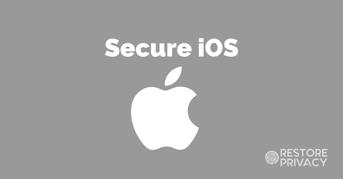 How to Secure Your iPhone & iPad in 5 Simple Steps