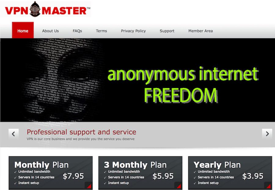 VPN Master - MALWARE ALERT! | Restore Privacy