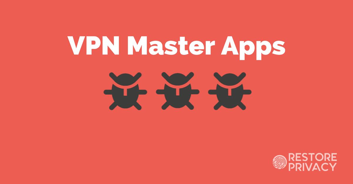 vpn master free app