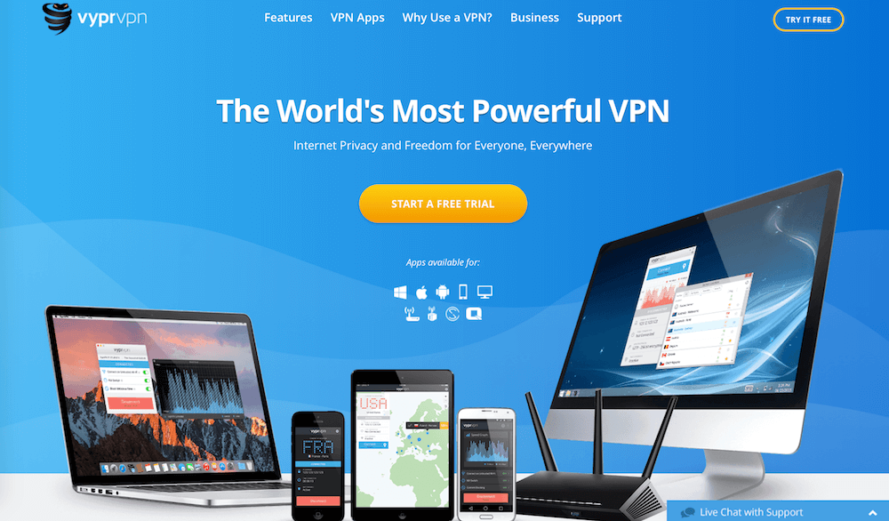 VyprVPN best vpn