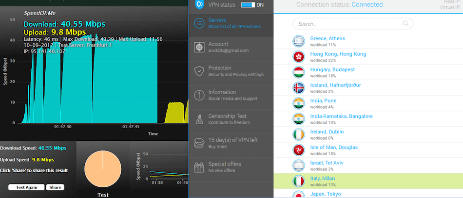 keepsolid vpn unlimited speed