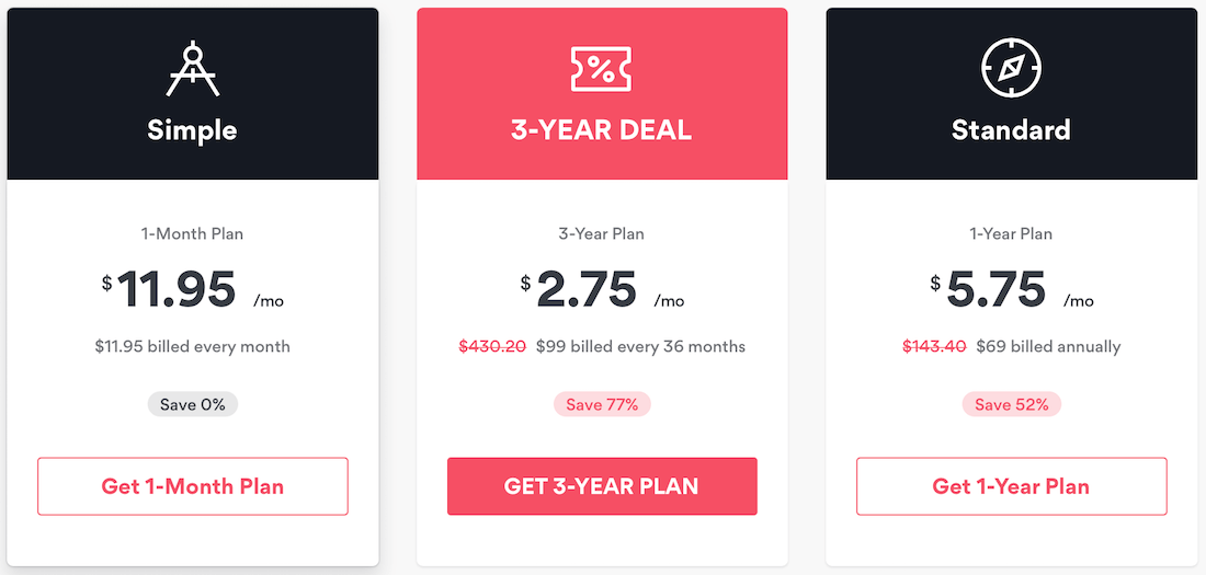 nordvpn coupon price