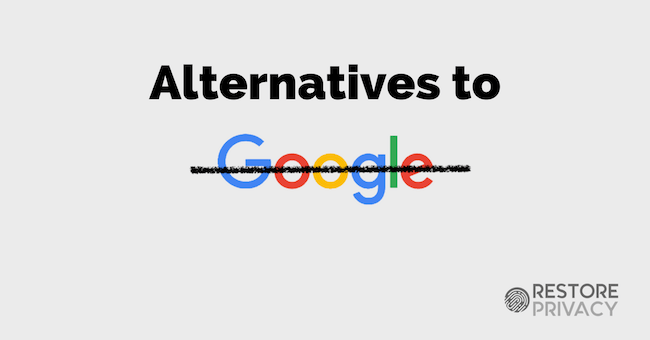 google alternatives