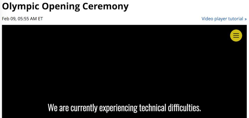 CBC Olympics 2018
