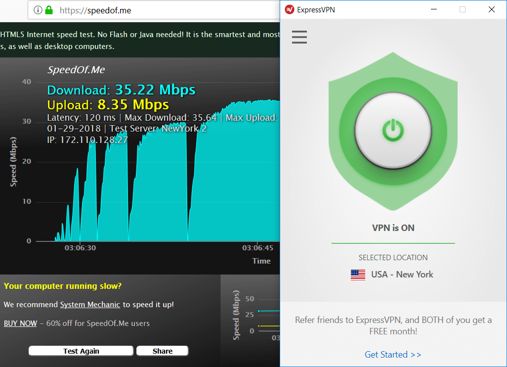 cyberghost vpn review expressvpn