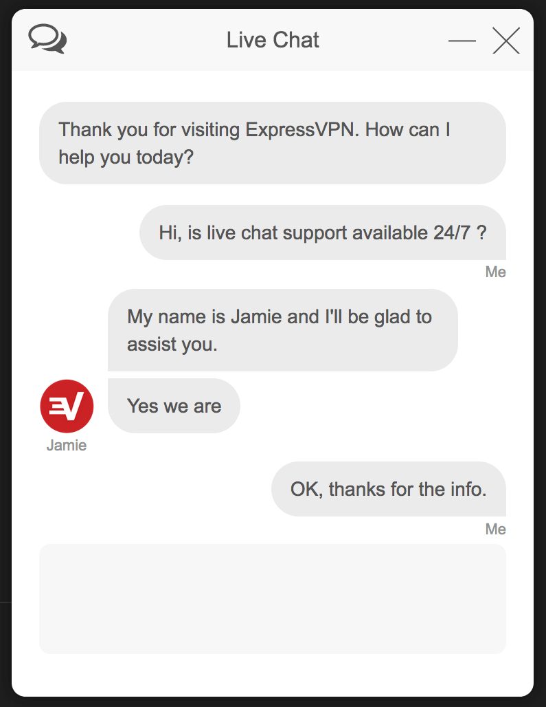 Expressvpn Review Great Speeds But Two Main Drawbacks Here You Can See The Connections To Be Made At Switch Once Again Support