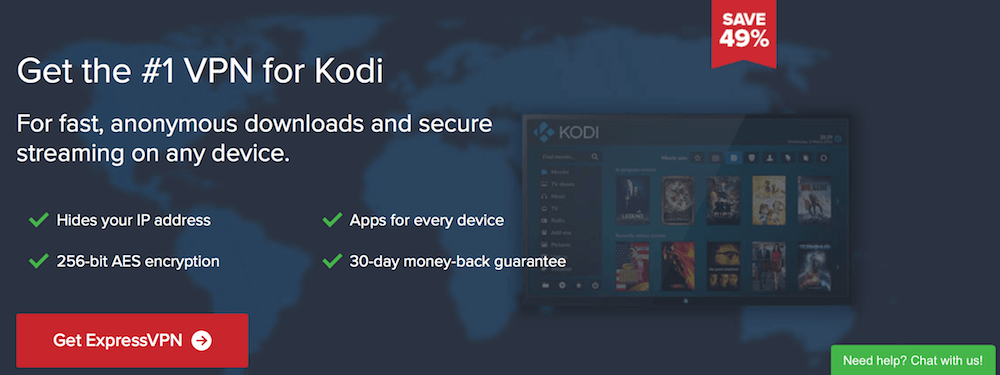 Do I need a VPN if I'm using Kodi