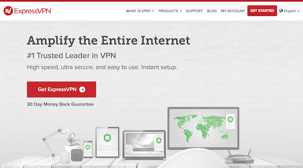 expressvpn review 2018