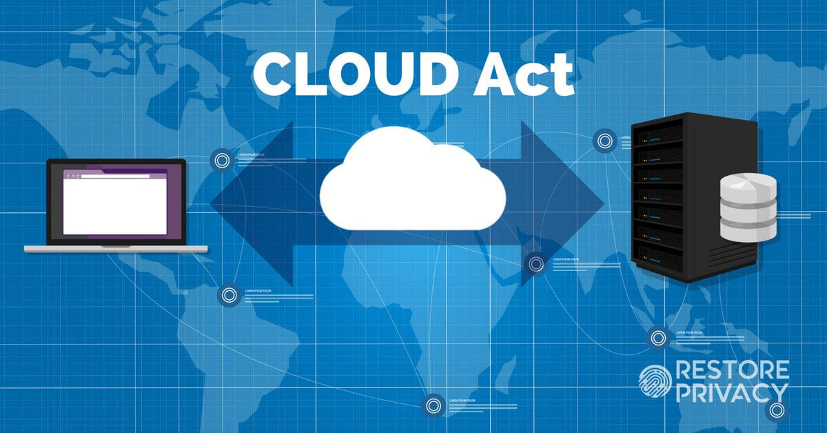 Cloud Act Erodes Privacy – How to Protect Yourself