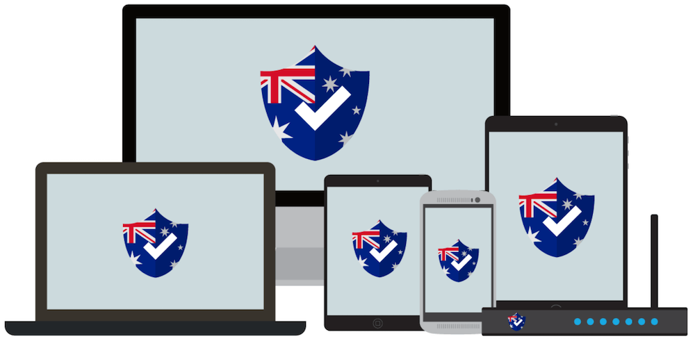 vpns are legal in australia