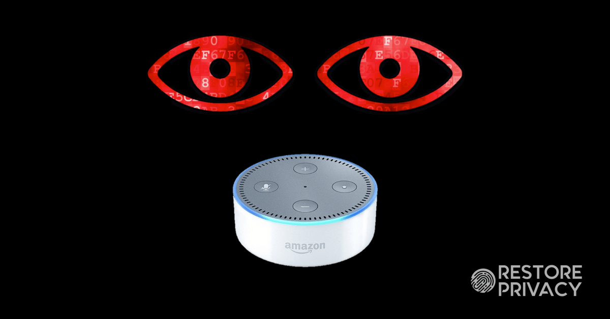amazon alexa spying