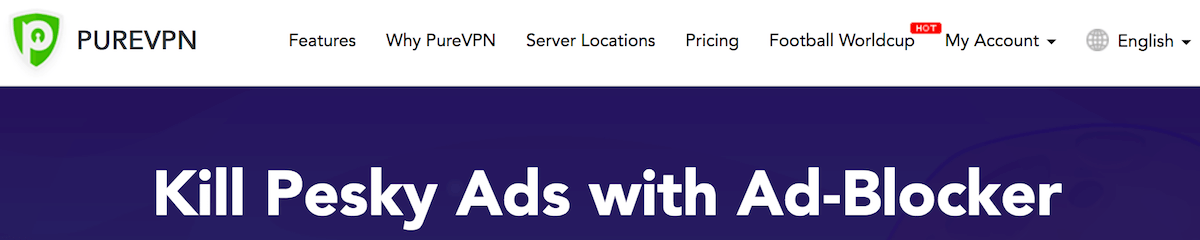 purevpn ad blocker