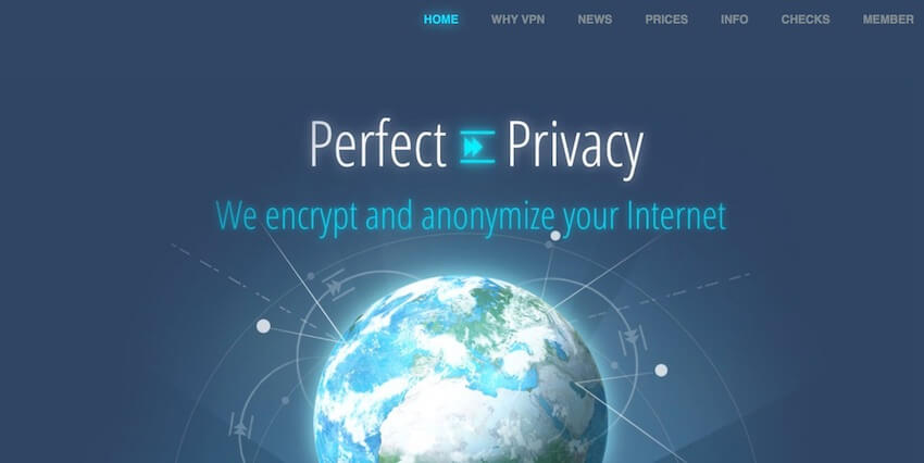 best vpn provider perfect privacy