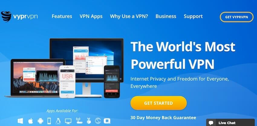 vpn with a free trial