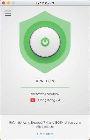 how to use expressvpn in china