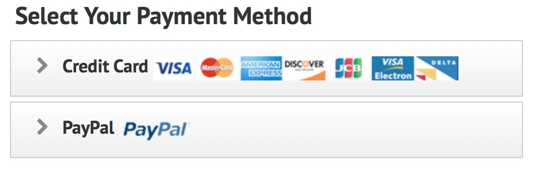 expressvpn and ipvanish payments