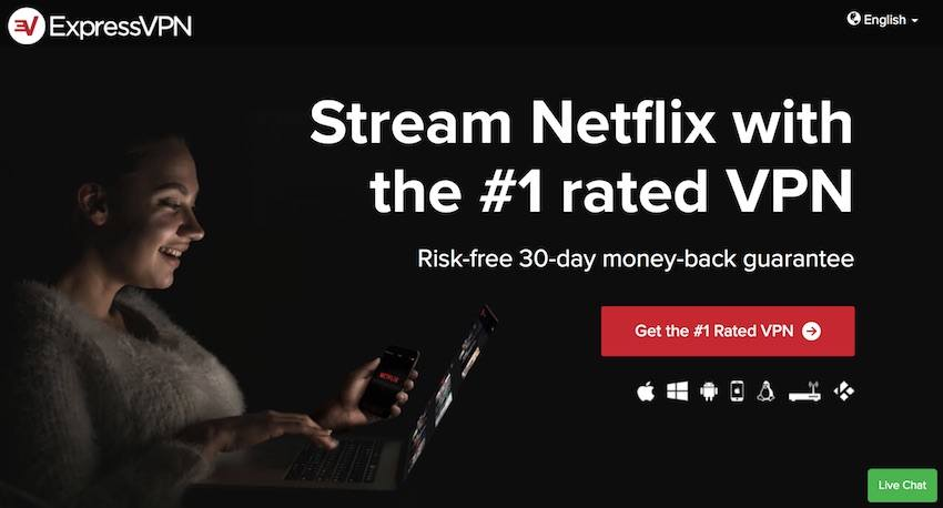 best vpn for streaming netflix
