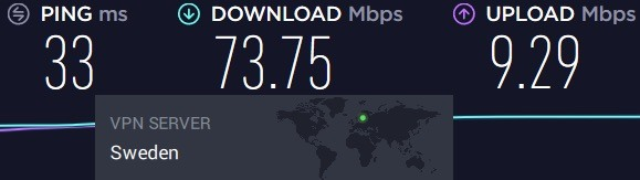 private internet access vs nordvpn speed