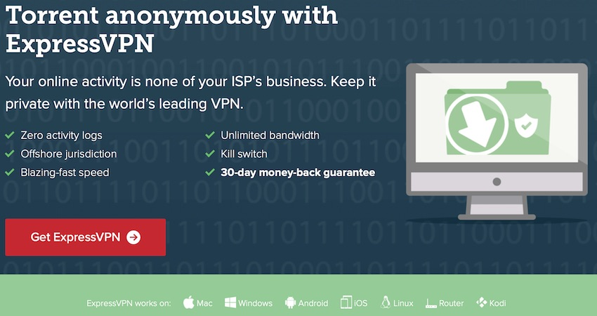 best vpn torrents