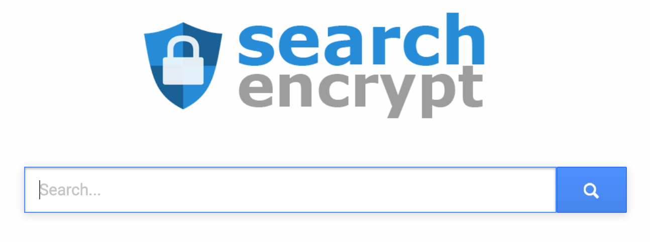 search encrypt private search