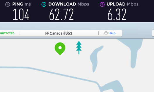 nordvpn vs expressvpn canada speed