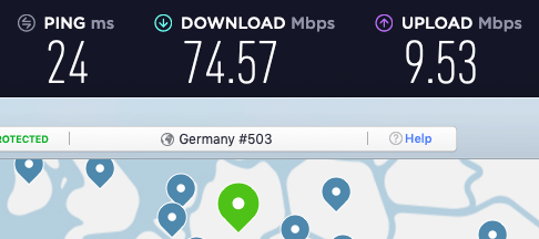 nordvpn vs expressvpn speeds