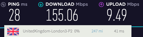 vpn for the uk
