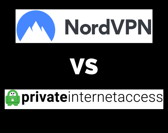 nordvpn vs private internet access