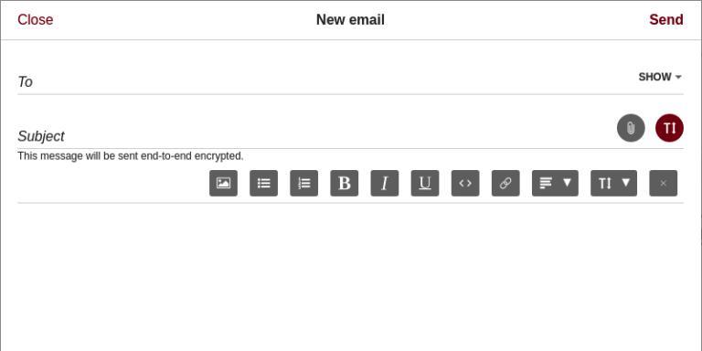 tutanota secure email