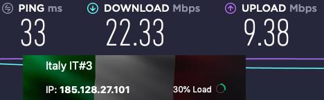 protonvpn is slow