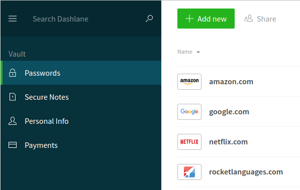 dateline web app