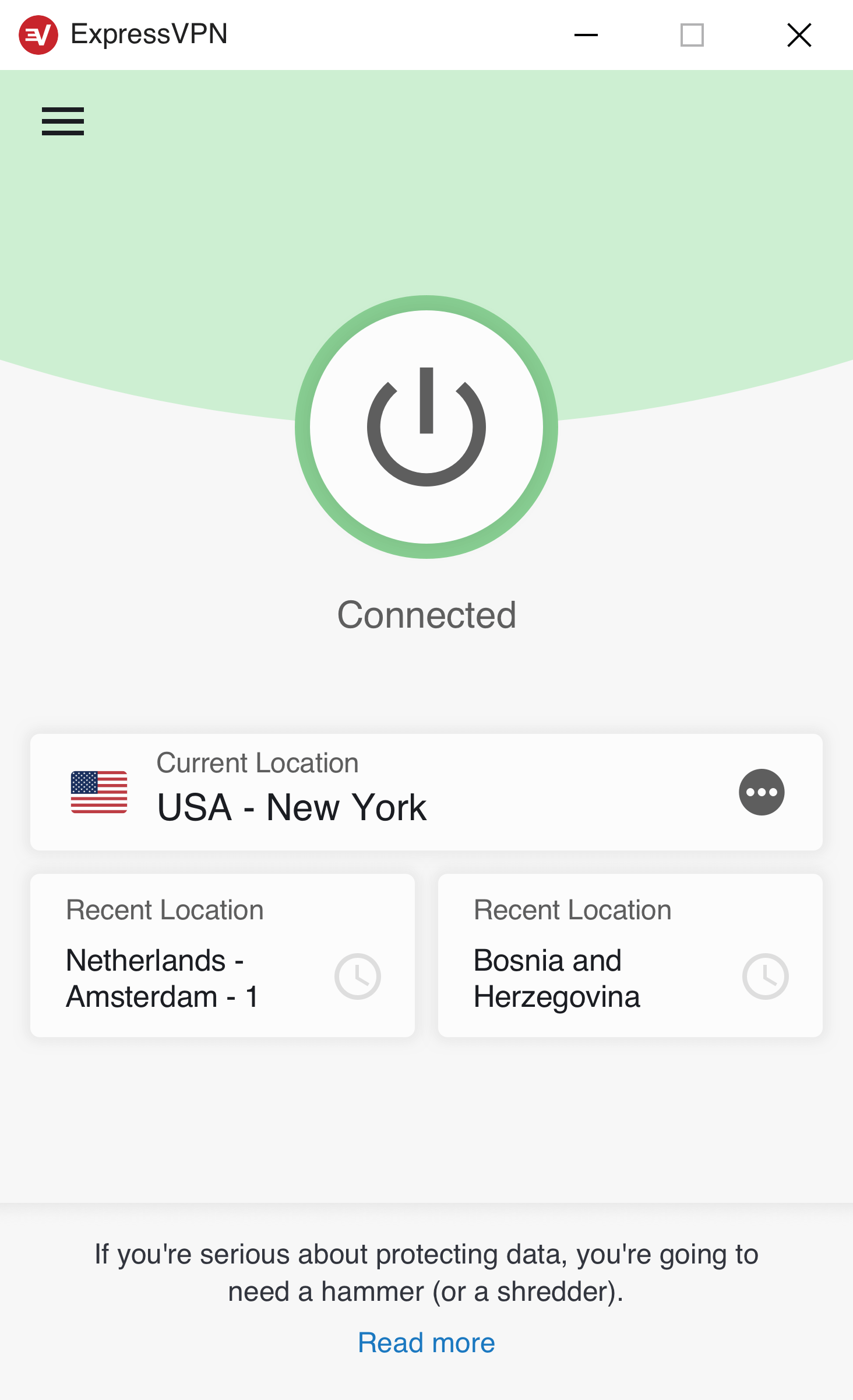 can you use vpn in newyork to buy cryptocurrency