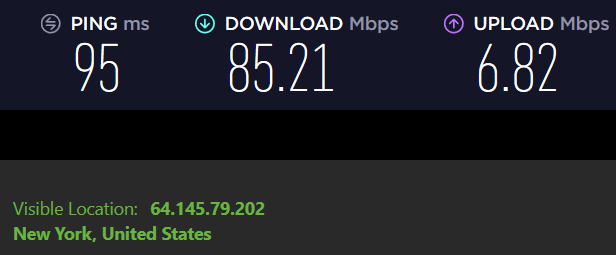 ipvanish slower nordvpn us speed