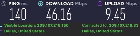 ipvanish vs nordvpn server speeds 2020