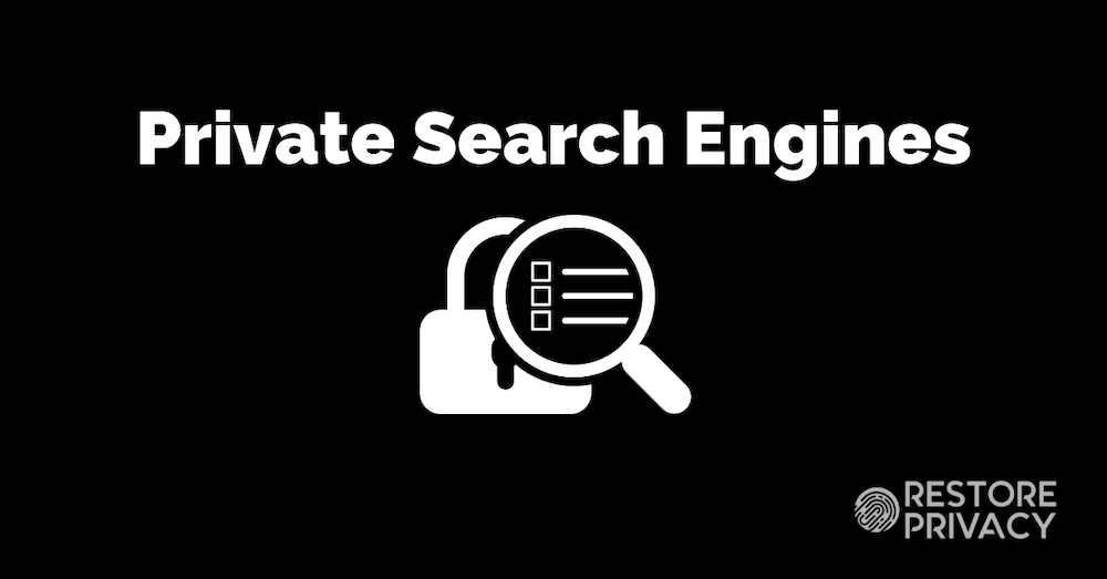 private search engine