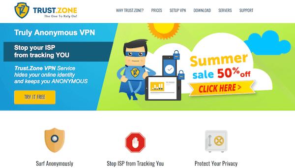 vpn for static ip