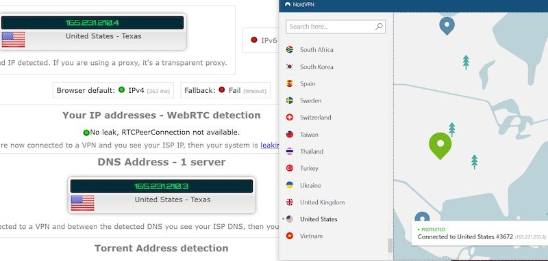 nordvpn security cyberghost