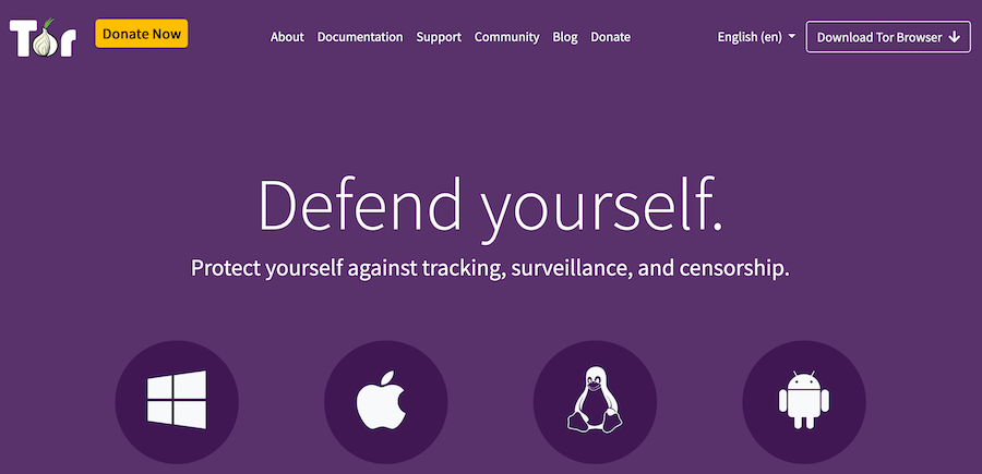 tor anonymous network