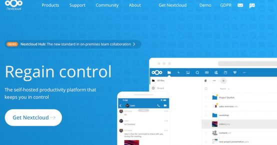 nextcloud review