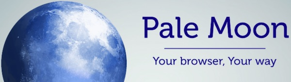 pale moon browser secure private