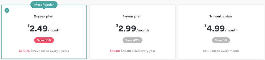 nordpass price