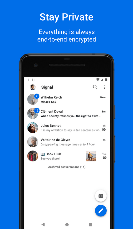 signal android app