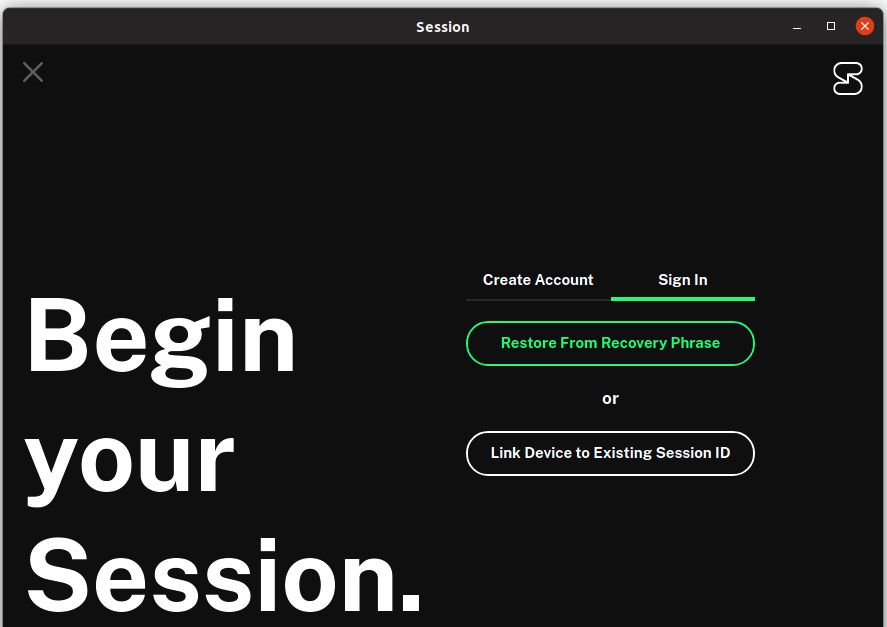 session desktop app