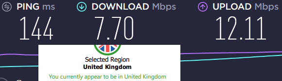 Norton VPN slow speeds