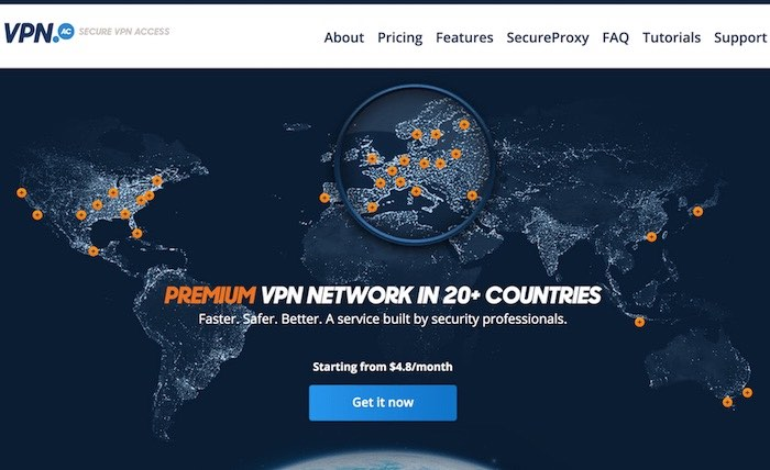 what is the best vpn for p2p torrenting
